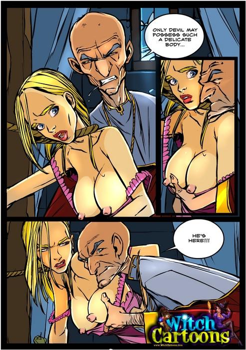 Порно witch комиксы 80535 фотография